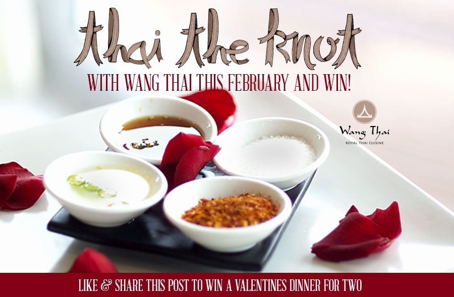 Valentine S Day Promotion Wang Thai